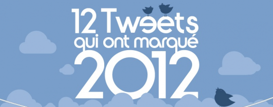 bandeau 12 tweets 2012