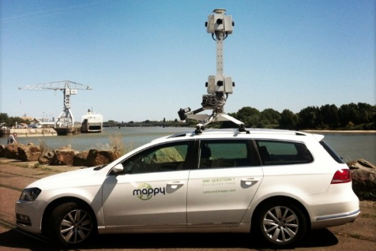 Mappy-Car