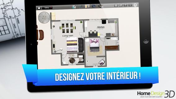 Bon App\'] Home Design 3D, application d\'architecture et de ...