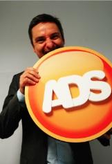 Hervé Brunet, président et fondateur de StickyADS.tv