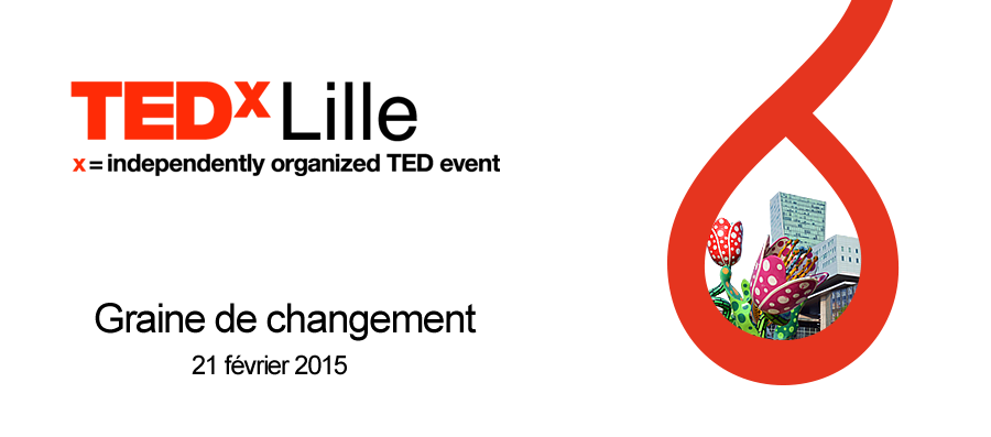 TEDx Lille 2015