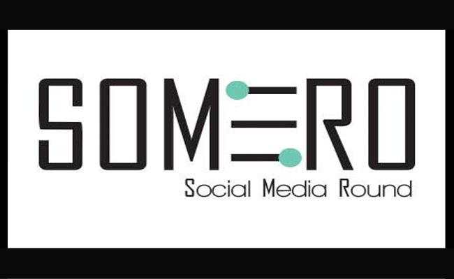 SOMERO : Social Media Round