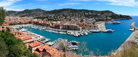 Nizza, Cotes d'Azur, Hafen