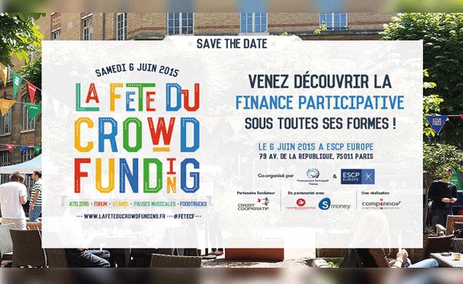 La fête du Crowdfunding