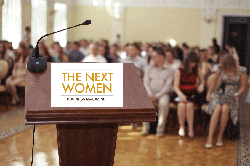 The Next Women Pitch Competition